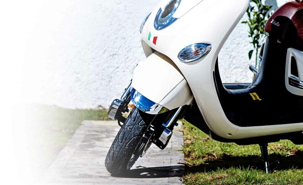 motorfietsverzekering of scooterverzekering berekenen